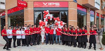 Apertura<span> VIPS Smart </span>