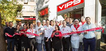 Inauguramos <span> VIPS Moncloa </span>