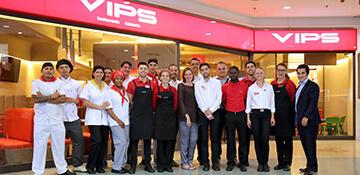 Remodelación <span> VIPS El Saler <span/>
