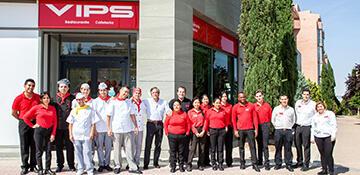 Reapertura<span> VIPS Tucumán </span>
