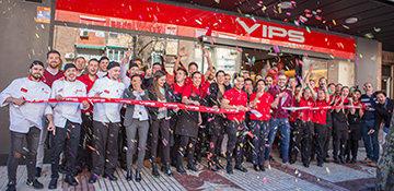Nueva apertura <span> VIPS Smart </span>