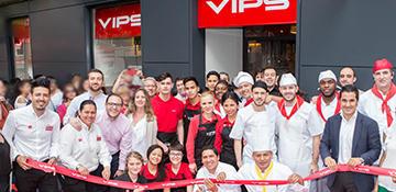 Nueva apertura VIPS