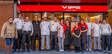 Redescubre <span> el VIPS <span/>