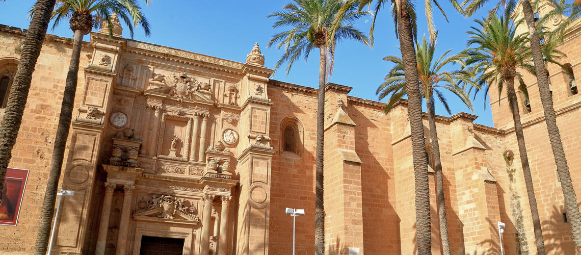 VIPS en Almeria